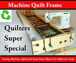 Woodworking Machine In South Africa by 58 Best Diy Quilting Frame For Home Sewing Machines Images On