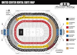 Cavs Floor Box Seats by Day Of Event Rental Suites Premium Seating Options United Center