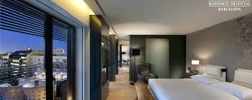 hotel barcelone avec dans la chambre mandarin barcelona barcelone informations réservation