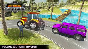 100 Truck Mudding Games Chained Tractor Pulling Simulator For Android APK