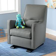 Light Grey Rocking Chair Cushions by Grey Glider Rocker Canada Gray Glider Rocking Chair Grey Glider