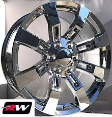 100 Chevy Truck Wheels For Sale 20 Inch RW CK375 For Chrome Rims 6x1397 6x550