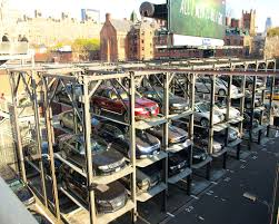 100 Car Elevator Garage Parking Chelsea New York City NY Style P Flickr