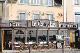 creperie du port cancale hôtel le cancalais cancale booking