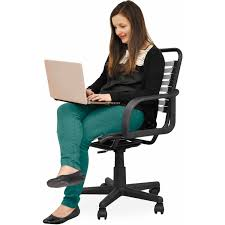 Bungee Office Chair Replacement Cords by Your Zone Bungee Office Chair Multiple Colors Walmart Com