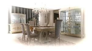 Italian Dining Room Sets Leather Chairs