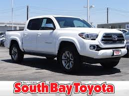 Pre-Owned 2017 TOYOTA TACOMA For Sale In Gardena CA | #*00250197 New 2017 Toyota Tacoma 4x4 Double Cab V6 Trd Sport 6m For Sale In 19952004 First Generation Pickup Trucks For Sale 2005current Bed Cargo Cross Bars Pair Rentless Off Used Langley Britishcolumbia Used Pricing Edmunds 2015 Reviews And Rating Motor Trend Limited 4d Columbia M052554 4wd Maryland Car Youtube 2013 Savannah Ga Vin 2016 Okosh Toyota Tacoma Prunner Truck West Palm Fl Sr5 Long