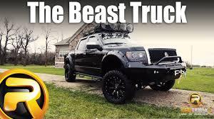 100 Ford Off Road Truck Beast Custom F150 Ecoboost YouTube