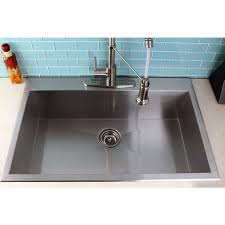 Stainless Steel Utility Sink by Kitchen Wonderful Stainless Steel Laundry Sink Kraus Sinks Black