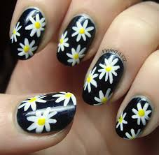 Daisy Nail Designs - How You Can Do It At Home. Pictures Designs ... Best 25 Nail Polish Tricks Ideas On Pinterest Manicure Tips At Home Acrylic Nails Cpgdsnsortiumcom Get To Do Your Own Cool Easy Designs For At 2017 Nail Designs Without Art Tools 5 Youtube Videos Of Art Home How To Make Fake Out Tape 7 Steps With Pictures Ea Image Photo Album Diy Googly Glowinthedark Halloween Tutorials