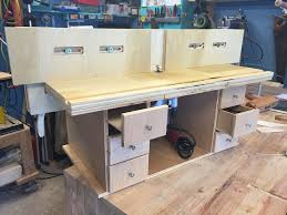 bench top router table homemade shop machines and equipment forums