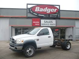 100 Madison Truck Sales PreOwned 2009 Dodge 4500 Cab Chassis Near Milwaukee 41579 Badger