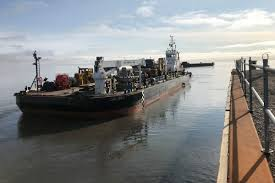 Barge Hauls Fuel To Alaska Oil Fields For The First Time In Decades ... Crowley Customized Brokers Mia Facilitate Floridas First Ocean Cjsons Home Smith Trucking Jacksonville Fl Best Image Truck Kusaboshicom Trucks Are Getting More Dangerous And Drivers Falling Asleep At Crowleys New Conro Ships Cargo To San Juan World Maritime News King Of The Road Pinterest Train Bold City Honoured As Alaska Safe Fleet Year Cadian Need For Puerto Rico Relief Youtube Nz Just Around Ian Reviews For Justin Duhon Trucking In Crowleyla Mike Reilly Linkedin