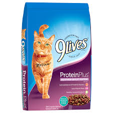 high protein cat food proteinplus 9lives cat food