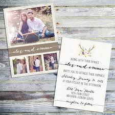 Printable Rustic Wedding Invitations Templates