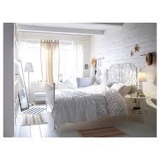 leirvik bed frame leirvik bed frame ikea endear white iron birdcages