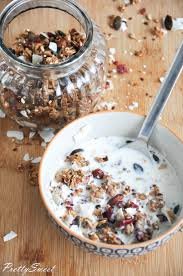 Pumpkin Flaxseed Granola Nutrition by Granola Pretty Sweet