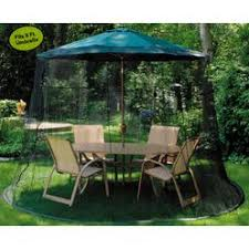 Mosquito Netting For 11 Patio Umbrella by Ft Patio Umbrella Mosquito Netting