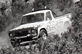 100 Motor Trend Truck Of The Year History 1977 Mazda Rotary Engine Pickup REPU