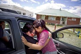 100 Little Sisters Truck Wash NotInvisible Why Are Native American Women Vanishing MPR News