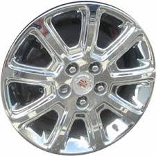 Used ALY4619 Cadillac DTS Wheel Chrome