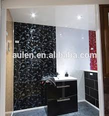 günstige fabrik hochglanz badezimmer wand panels pvc buy badezimmer wandpaneele pvc product on alibaba