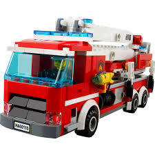 LEGO City Fire Station (60110) - Toys