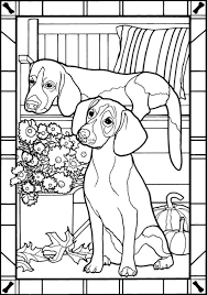 Best Coloring Books For Dog Lovers