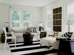 White Aesthetic Living Room Shabby Chic Style With Side Table Louis Chair