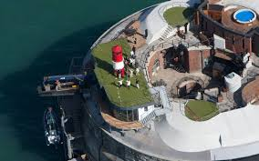 100 Spitbank Fort Gosport England Hotels First Class Hotels In