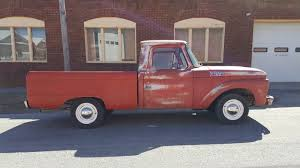 Just Driven: 1964 Ford F-100 Pickup Pin By Jimmy Hubbard On 6166 Ford Trucks Pinterest 1964 F100 For Sale Classiccarscom F 100 Pickup Truck Youtube Marcus Smiths Is A Showstopper Hot Rod Network Busted Knuckles Photo Image Gallery Motor Company Timeline Fordcom Coe Not One You See Everydaya Flickr Reviews Research New Used Models Trend Factory Oem Shop Manuals Cd Detroit Iron Bagged And Dragged Sale 2075002 Hemmings News