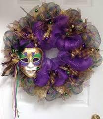 Mardi Gras Mask Door Decoration by Mardi Gras Wreath Mardi Gras Front Door Wreath Mardi Gras Decor