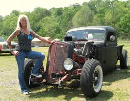 100 Rat Rod Truck Parts BETH WAS LATE AND I WAS ECSTATICby American Cars American Girls