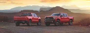 100 Ford Trucks Vs Chevy Trucks 2019 AllNew Silverado 1500 Trim Levels Near Greenville OH