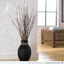Decorative Vases For Living Room Elaborate Beauties Of 15 Floor Vase Designs Home Design Lover Creative