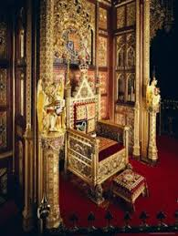 king edward s chair is the throne used for the monarch s