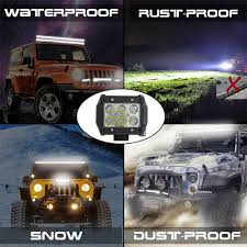 2x 4inch 1800lm 18WCree Led Light Bar Work Spot/Flood Lamp Offroad ... Led Light For Trucks And Bulbs 103 Beautiful Decoration Also Car Sucool 2pcs One Pack 4 Inch Square 48w Work Off Road Led Lights Ebay 2014 Terrain Ford Raptor Rigid Build Northridge Nation News Bar 108w 18inch 12v Ip67 Offroad Driving Small Mods To Add The Truck F150 Forum Community Of 2x 18w Flush Mount Flood Round Fog Lamp 2008 F250 Xlt 4x4 Cml So Cal Carter Truck 2x 80w Tractor 4wd Online Buy Whosale Life Works Flood Lights From China