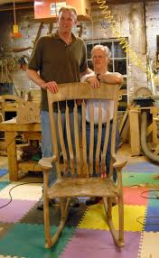 Custom Rocking Chairs For