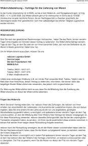 Widerrufsbelehrung Der Redcoon GmbH PDF
