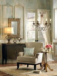 Kathy Ireland Living Room Furniture Traditional With Chandelier French Doors Wainscoting High Ceiling