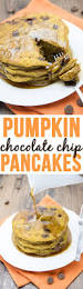 Easy Pumpkin Chocolate Chip Scones by Pumpkin Chocolate Chip Pancakes Lmldfood