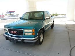 1994 GMC Sierra For Sale | ClassicCars.com | CC-1109775 Gmc Sierra 1500 Questions How Many 94 Gt Extended Cab Used 1994 Pickup Parts Cars Trucks Pick N Save Chevrolet Ck Wikipedia For Sale Classiccarscom Cc901633 Sonoma Found Fuchsia 1gtek14k3rz507355 Green Sierra K15 On In Al 3500 Hd Truck Sle 4x4 Extended 108889 Youtube Kendale Truck 43l V6 With Custom Exhaust Startup Sound Ive Got A Gmc 350 It Runs 1600px Image 2