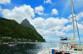 100 J Mountain St Lucia How Became The Quirkiest Hotspot In The Caribbean InsideHook