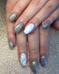 10 Perfect Marble Nail Art Elegant Look Nails Gazzed