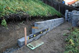Retaining Walls Thistledogs Farm Latest Wall Back Yard Its A ... Brick Garden Wall Designs Short Retaing Ideas Landscape For Download Backyard Design Do You Need A Building Timber Howtos Diy Question About Relandscaping My Backyard Building Retaing Fire Pit On Hillside With Walls Above And Below 25 Trending Rock Wall Ideas Pinterest Natural Cheap Landscaping A Modular Block Rhapes Sloping Also Back Palm Trees Grow Easily In Out Sunny Tiered Projects Yard Landscaping Sloped