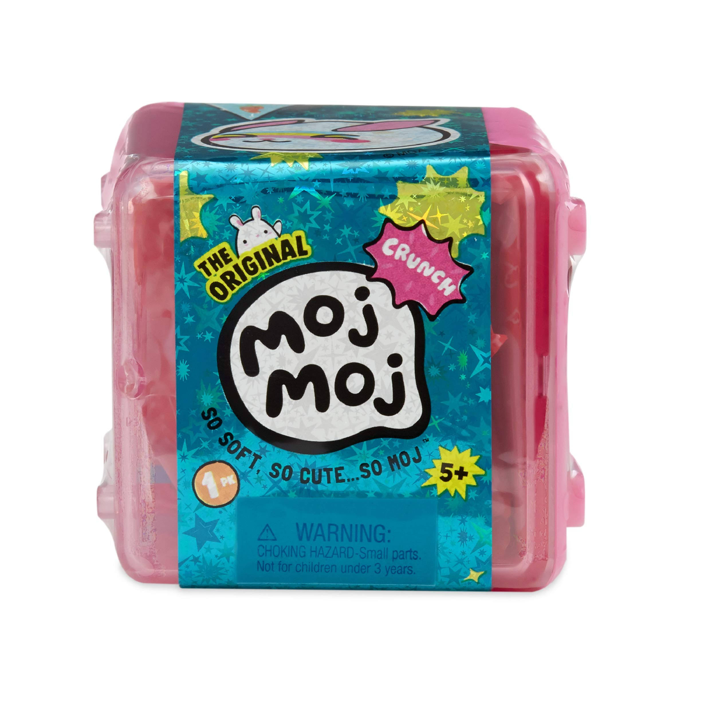 Moj Moj The Original Crunch Collectible Crunchy and Sparkly Surprise