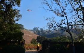 100 Rupert Murdoch Homes BelAir Estate Burning In Skirball Fire Report Says