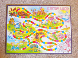 Unusual Candyland Game Board Template Pictures Inspiration