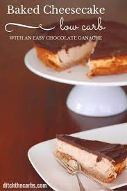 Libbys Pumpkin Cheesecake Kit Instructions by Low Carb Cheesecake With A Chocolate Ganache Delicious