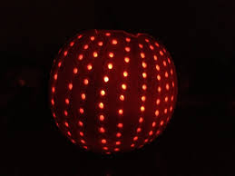 Pumpkin Carving With Drill by Make Bake And Love Power Drills Polka Dots And Pumpkins
